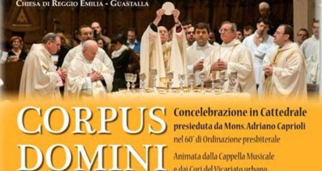 Al Corpus Domini cittadino festa col vescovo Adriano