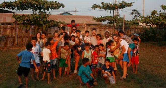 In Perù per «stare» e relazionarsi