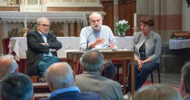 Don Pasquino, la svolta pastorale