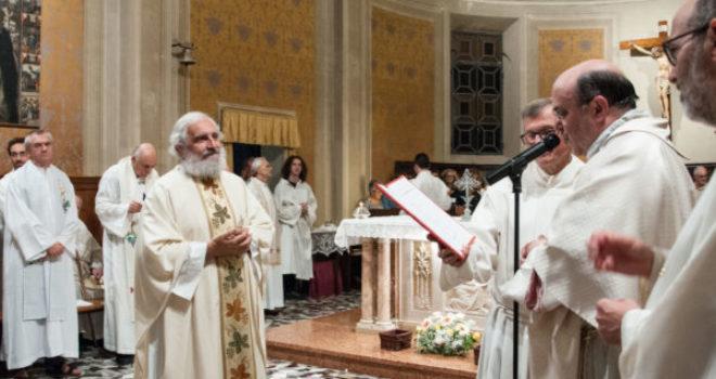 Don Riccardo nuovo parroco dell'unità Canali-Fogliano