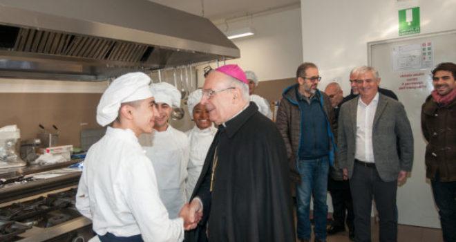 Visita alla Fondazione Enaip «Don Magnani»