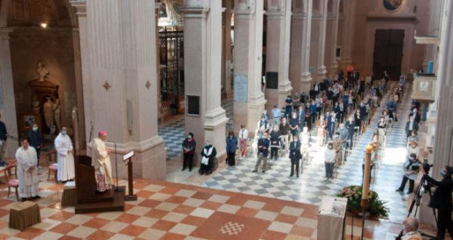 Domenica 31 maggio, Santa Messa di Pentecoste: SEGUI LA DIRETTA