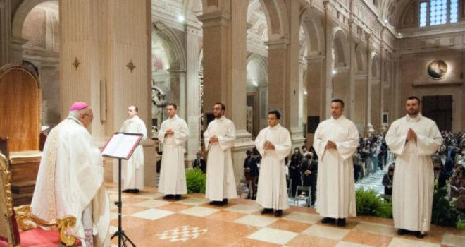 Ordinazioni diaconali e presbiterali: tutte le foto della celebrazione del 26 settembre