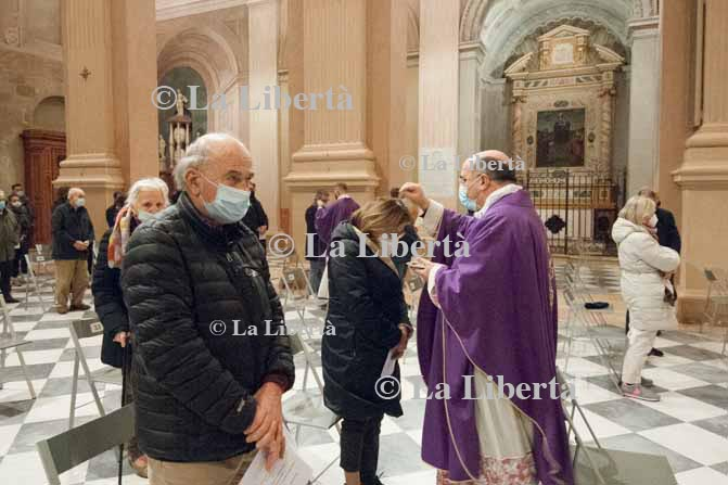 2021-02-18 Messa Mercoledì delle Ceneri DSC_0534-2