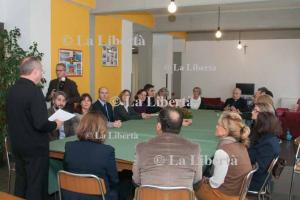 2013-10-30 UBCE incontro con Sovrintendenti