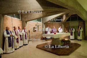 2013-12-17 Messa Familiari Seminaristi