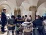 2015-02-22 Incontro Catecumeni Cripta