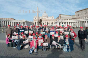 2016-04-09 Roma Pellegrinaggio FISC