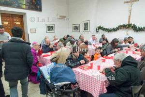 2017-12-25 Natale mensa del Vescovo