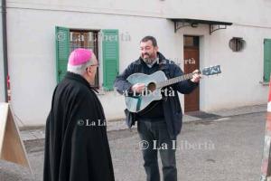 2019-01-26 Visita pastorale Correggio centro