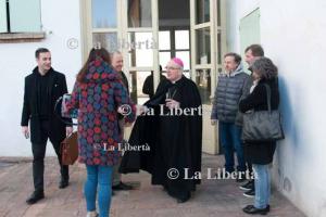 2019-02-24 Visita pastorale B.V. della Neve