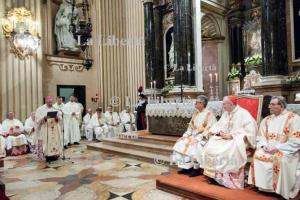2019-05-12 Pontificale card. Pietro Parolin 02
