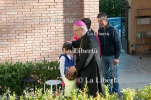 2019-09-29 Visita pastorale Quattro Castella