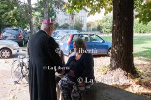 2019-10-05 Visita pastorale UP Paolo VI