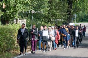 2019-10-13 Pellegrinaggio popoli