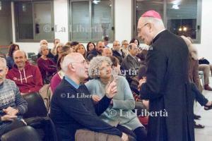 2020-02-07 Visita Pastorale Santa Maria degli Angeli