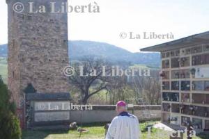 2020-03-17 Benedizione salma don Mortari