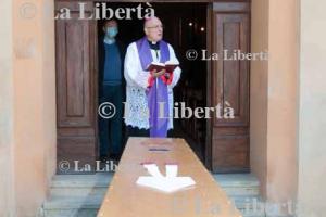 2020-04-04 Benedizione salma mons. Gibertini