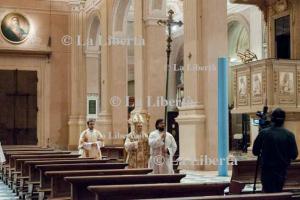 2020-04-09 Messa in Coena Domini
