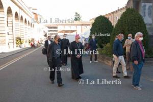 2020-10-04 Visita pastorale Montecchio Aiola