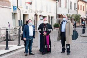 2020-10-25 Reggiolo riapertura chiesa